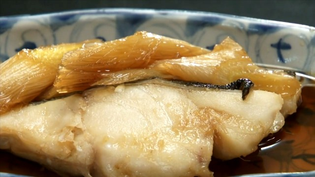 孤独のグルメ「和食亭」の煮魚