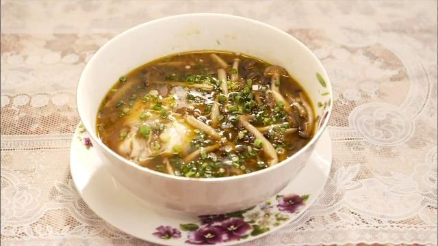 孤独のグルメ「四川家庭料理 珍々」の泡菜魚