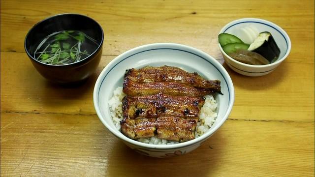 孤独のグルメ「川栄」のうな丼