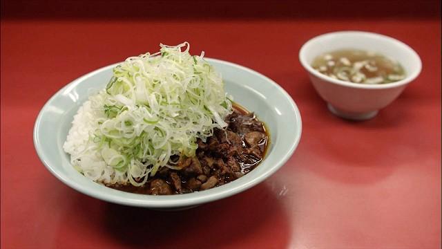 孤独のグルメ「菜苑」の純レバ丼